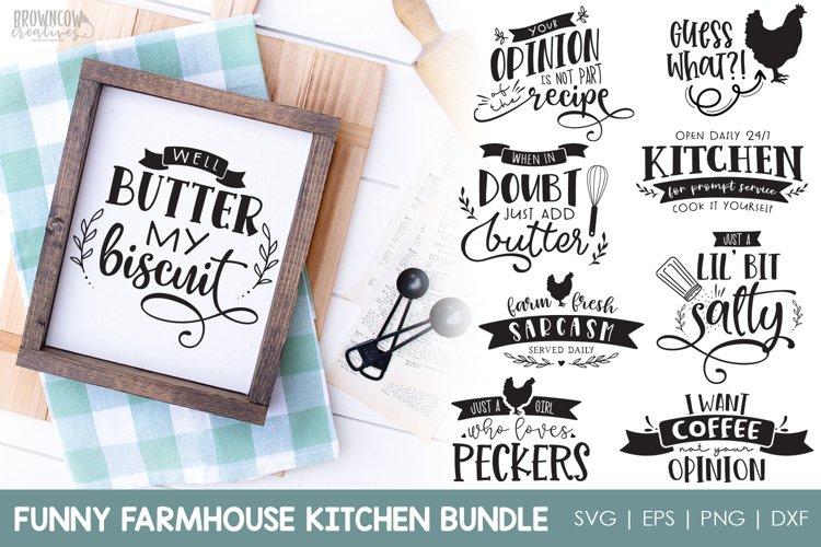 Funny Farmhouse Kitchen Bundle