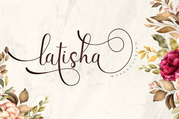 Latisha example image 1