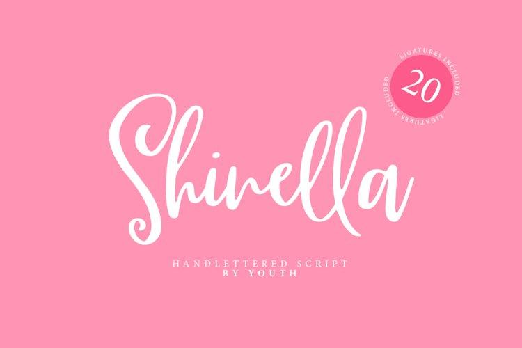 SHINELLA example image 1