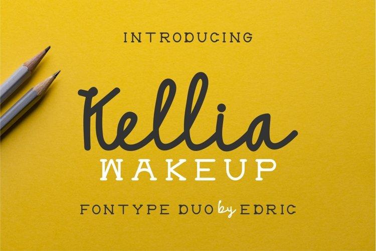 Kellia Wakeup example image 1