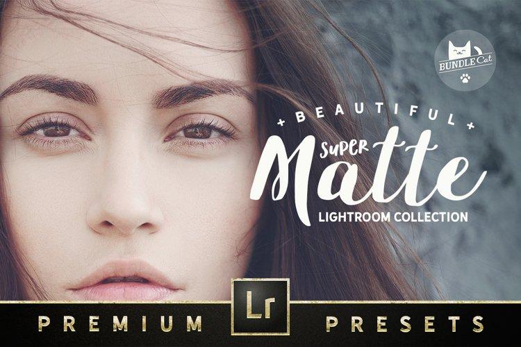 Super Matte Lightroom Collection example image 1
