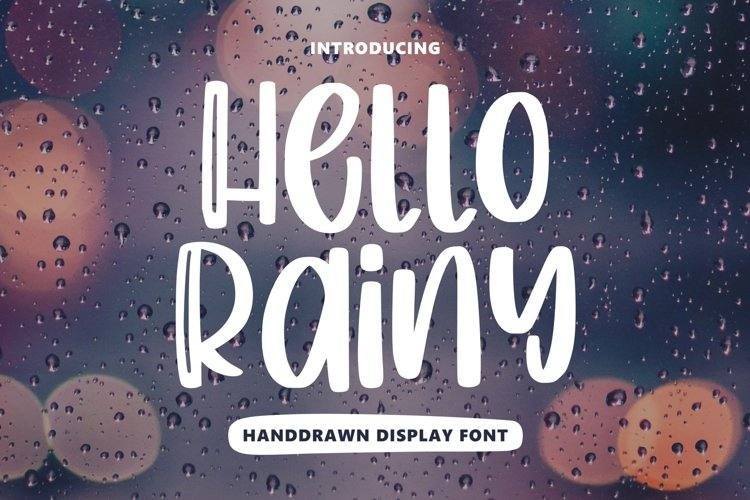 Hello Rainy example image 1