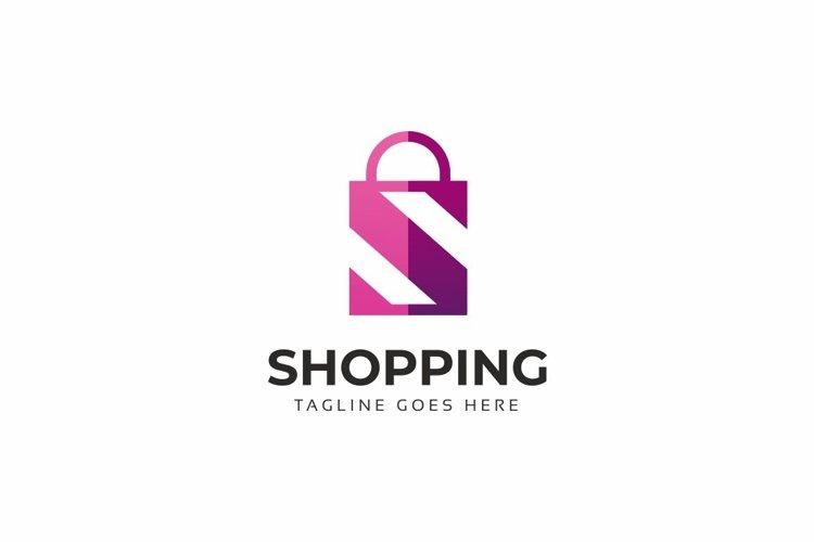 Shopping S Letter Logo example image 1