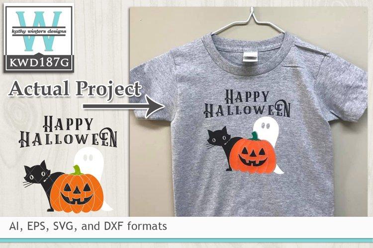 Halloween SVG - Happy Halloween