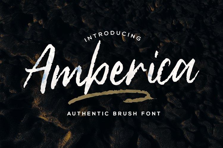 Amberica example image 1