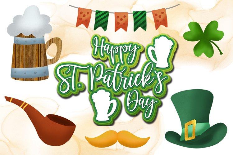 Happy St. Patricks Day Clipart