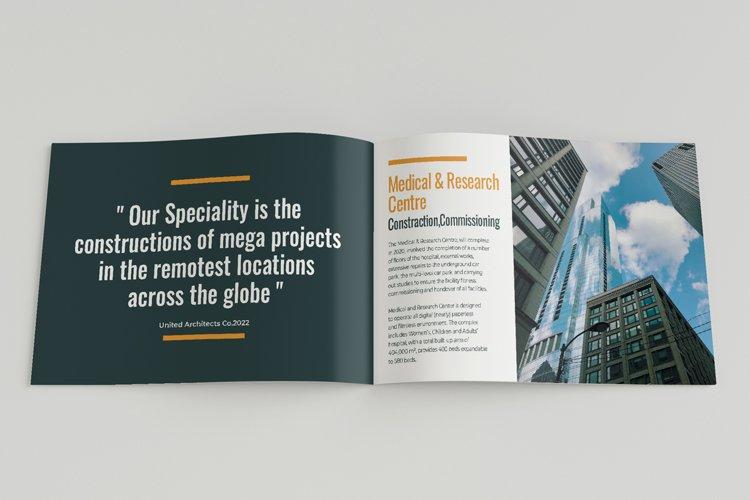 Architecture Presentation - A5-26 PSD Templates