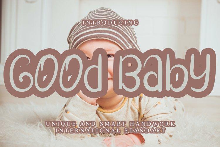 Good Baby example image 1