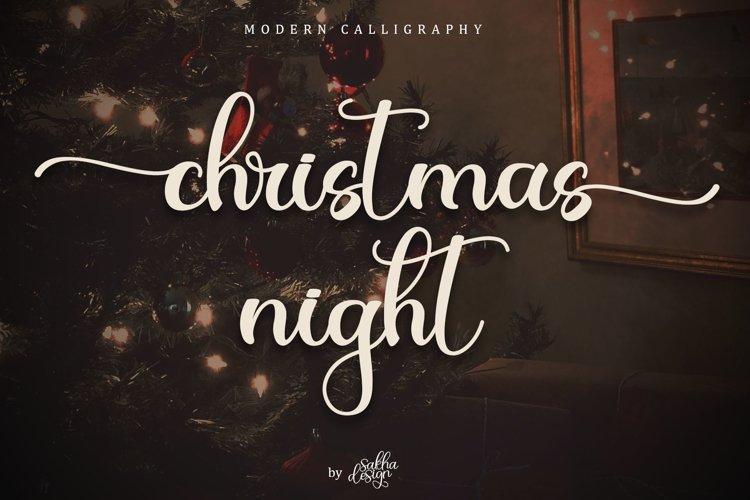 Christmas Night example image 1