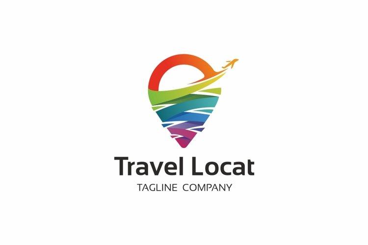 Travel Location Logo example image 1