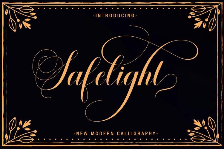 Safelight Script