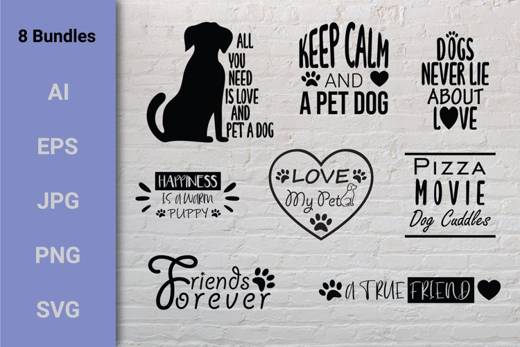 Collection of dog lovers example image 1