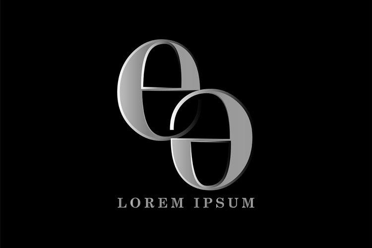 Vector Template of E Logo Design example image 1