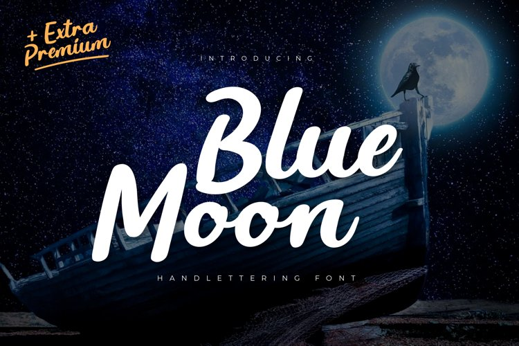 Blue Moon example image 1