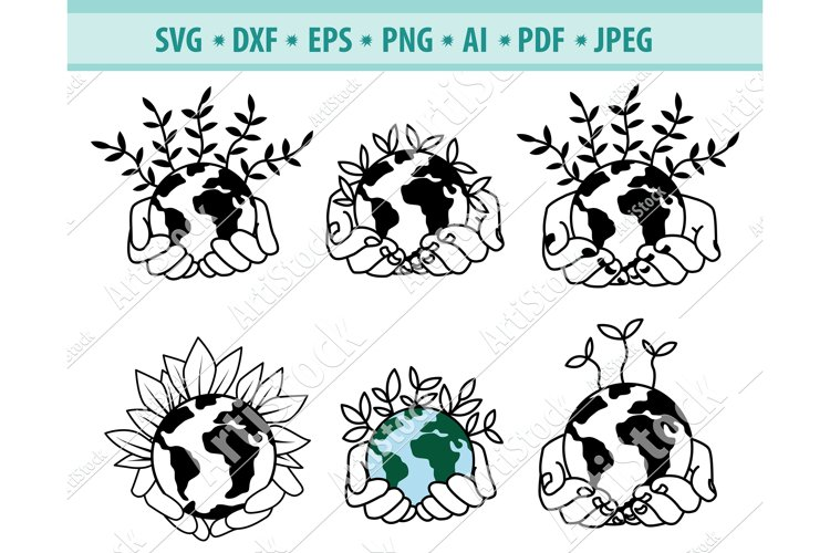 Earth svg, Earth clipart, Globe svg, Earth day Png, Dxf, Eps