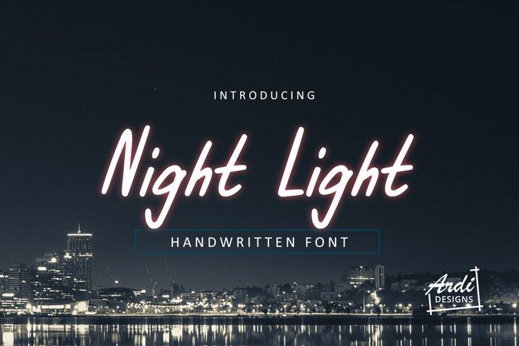 Night Light example image 1