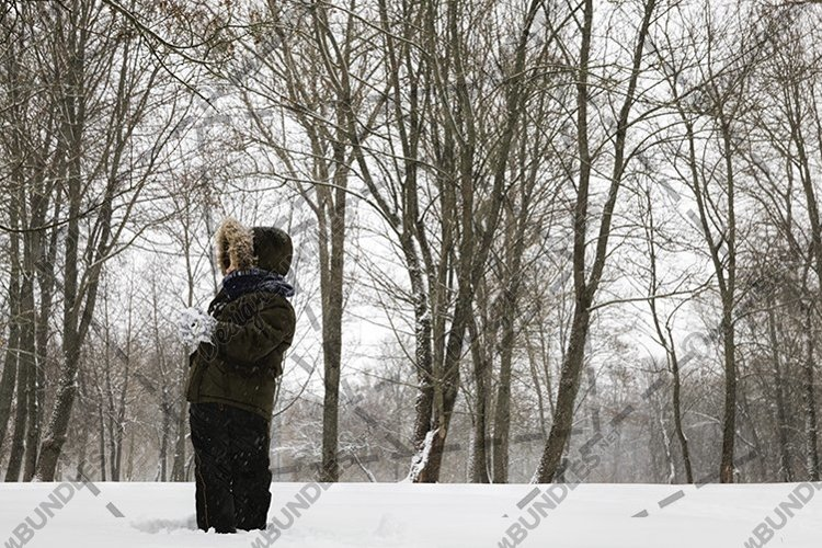 boy in winter example image 1