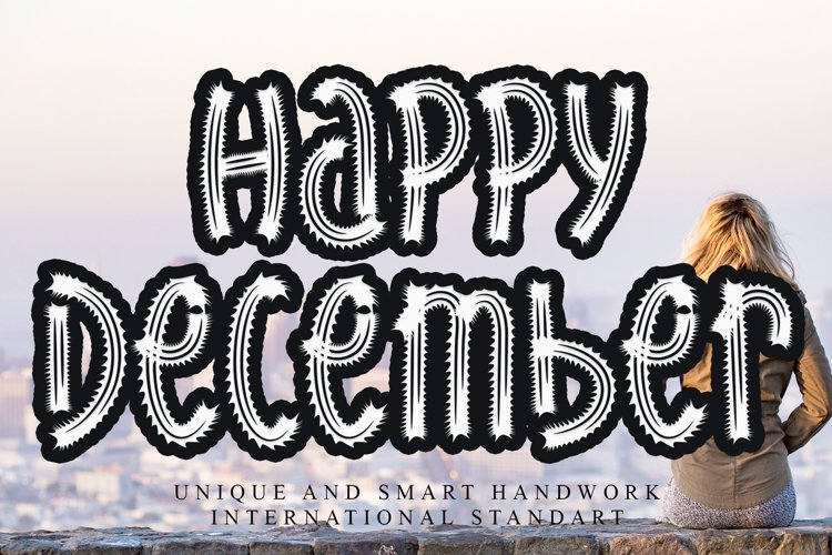 Happy December example image 1