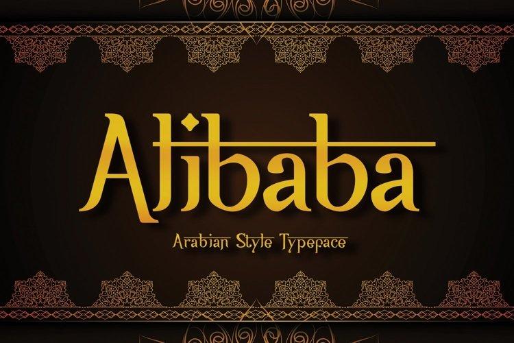 Web Font Alibaba