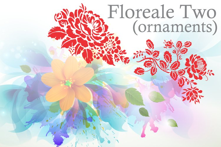 Floreale Two example image 1