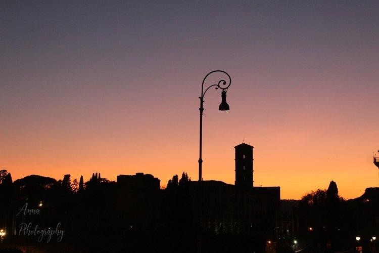 City Skyline Silhouette example image 1