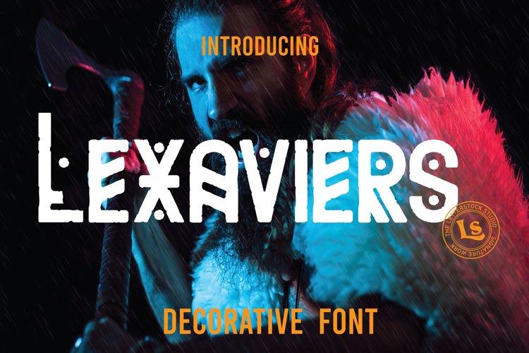 Lexaviers example image 1
