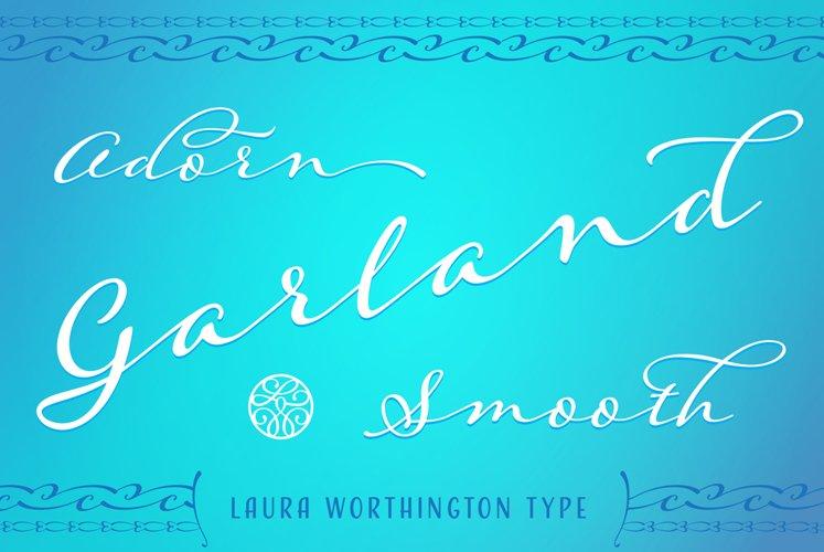 Adorn Garland Smooth example image 1
