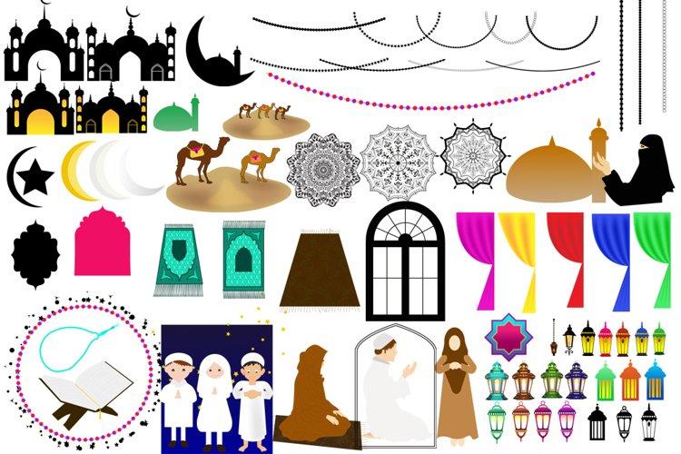 100+ Ramadan PNG Elements