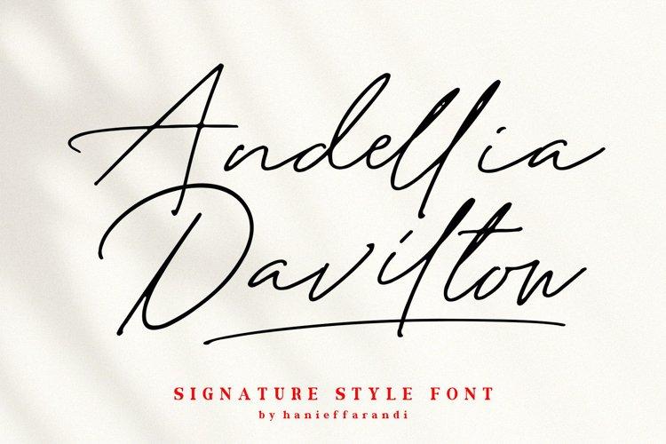 Andellia Davilton example image 1