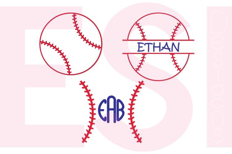 Baseball Designs Set