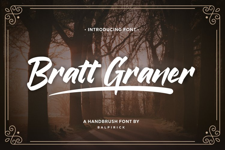 Bratt Graner example image 1