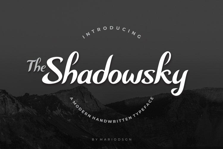 Shadowsky example image 1