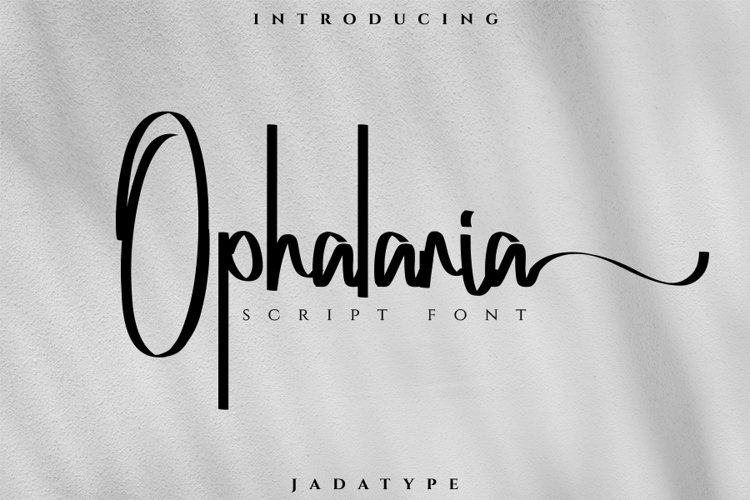 Ophalaria example image 1