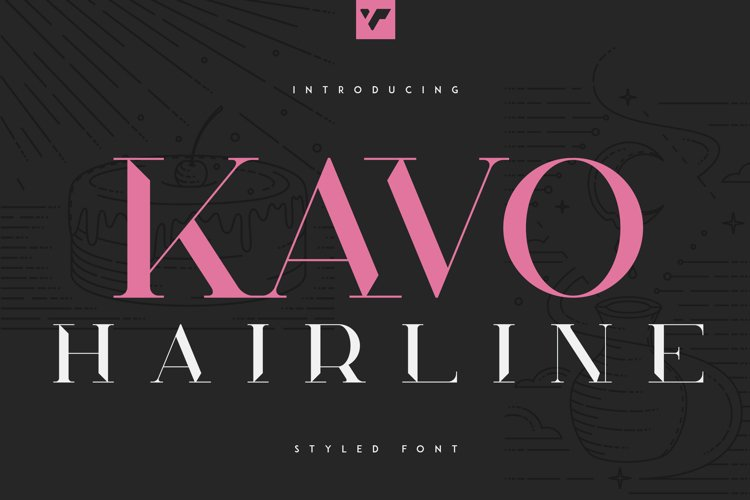 Kavo Styled Hairline example image 1