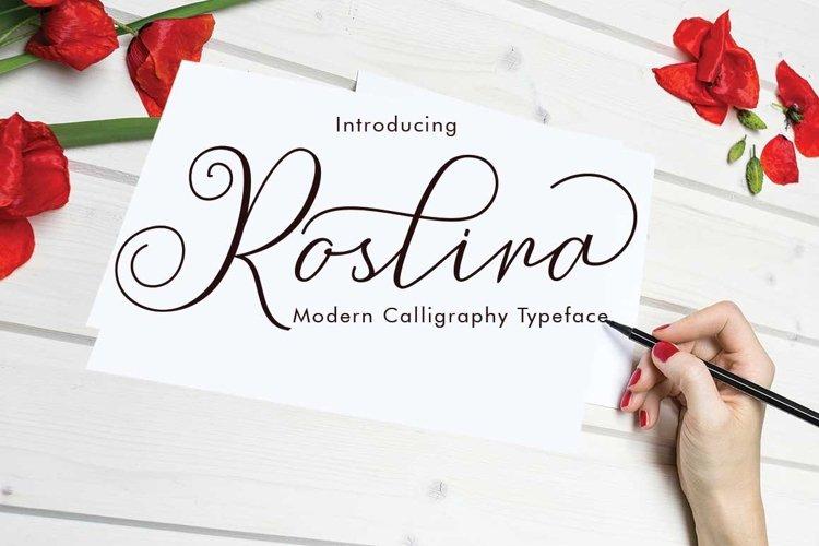 Roslina example image 1