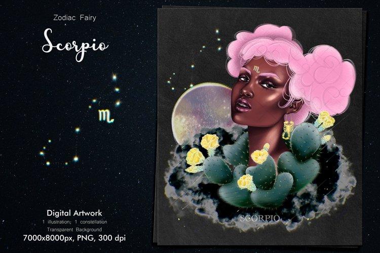 Zodiac Fairy Scorpio example image 1