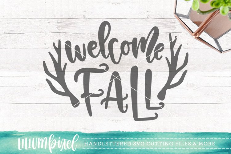 Welcome Fall example image 1