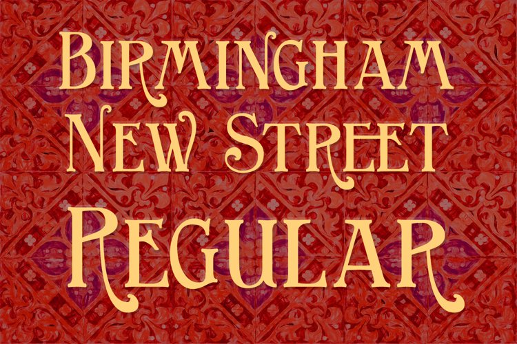 Birmingham New Street Regular example image 1