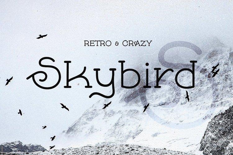 Skybird - Crazy, unique & retro