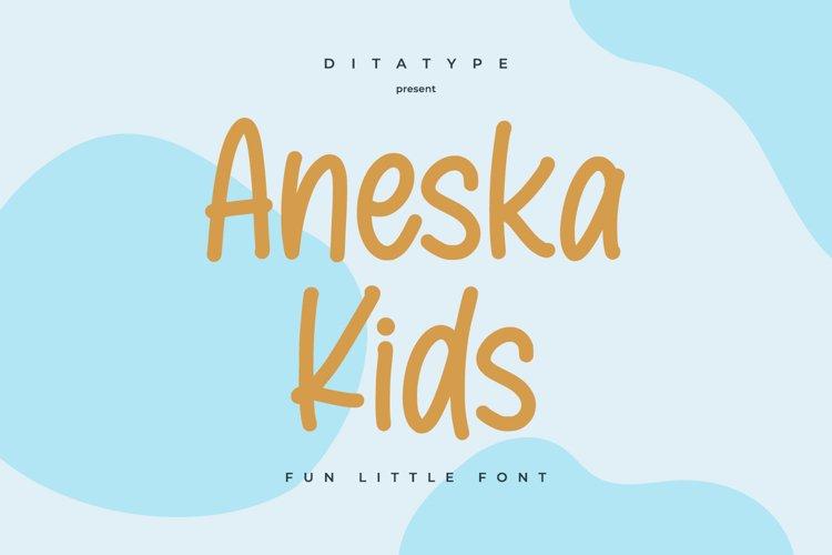 Aneska Kids example image 1