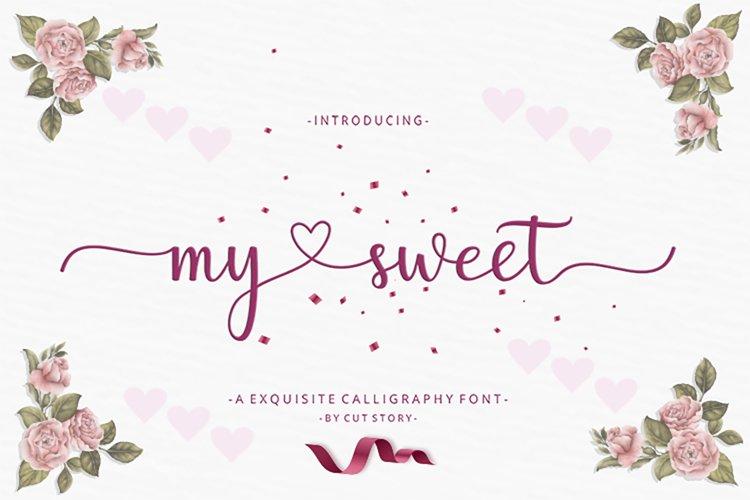 My Sweet Script example image 1