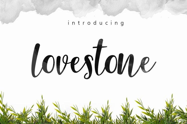 Lovestone 30%off example image 1