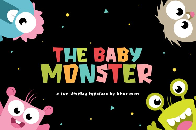 The Baby Monster example image 1
