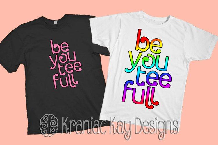 be you tee full