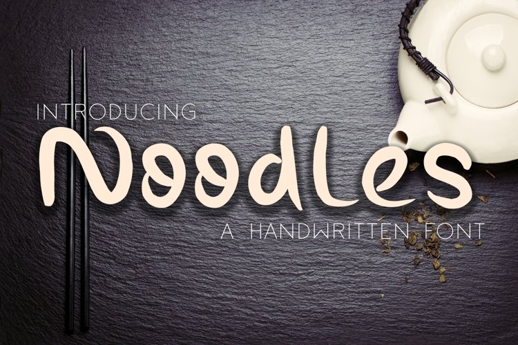 Noodles example image 1