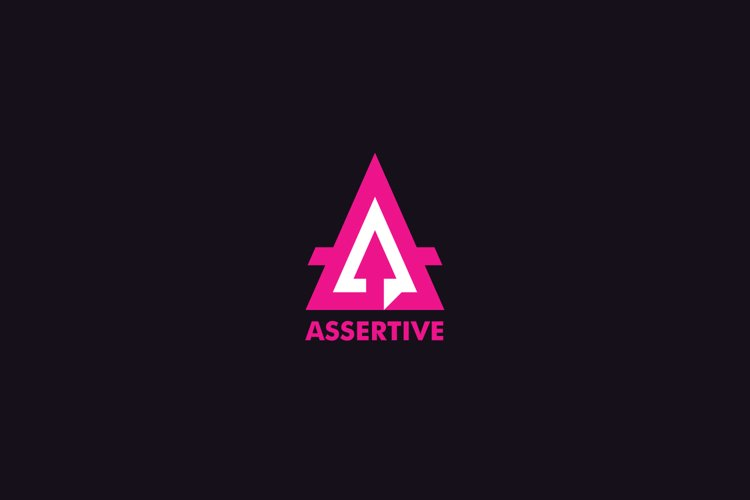 Assertive Logo Template