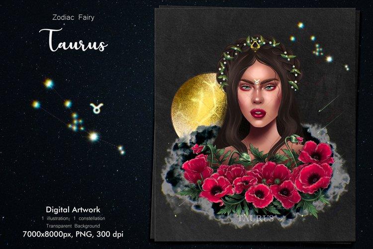 Zodiac Fairy Taurus example image 1