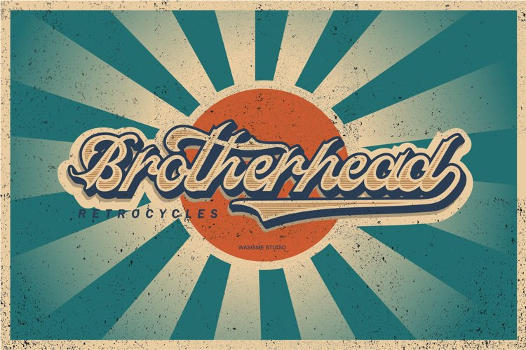 Brotherhead example image 1