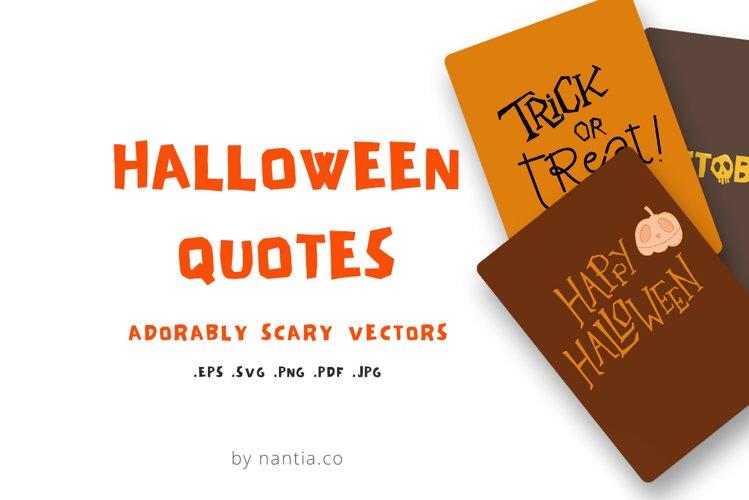 Halloween Quotes example image 1