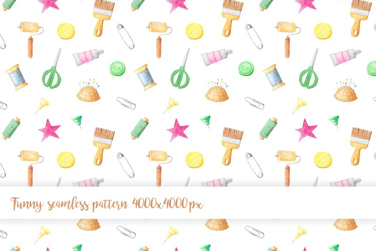 Watercolor Craft Collection  - Free Design of The Week Design2